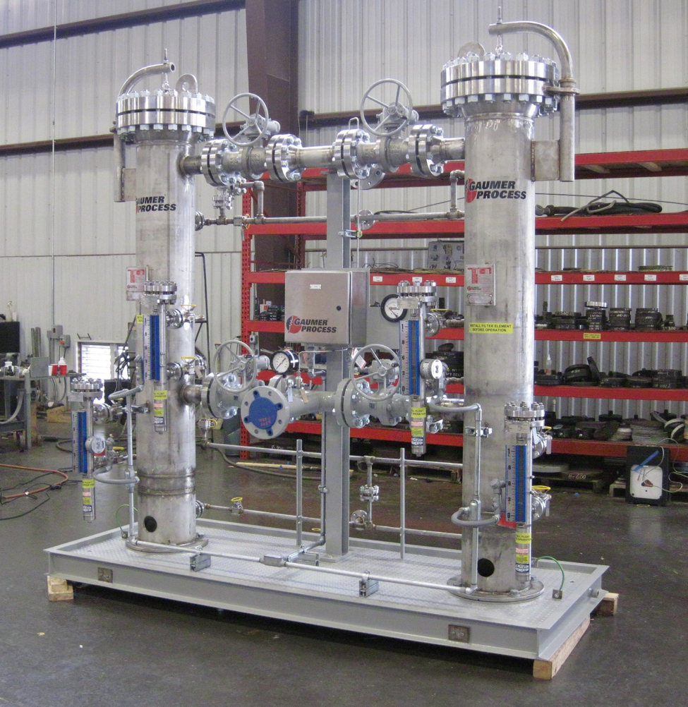Gas Filter Coalescer Process Heating Manufacturer