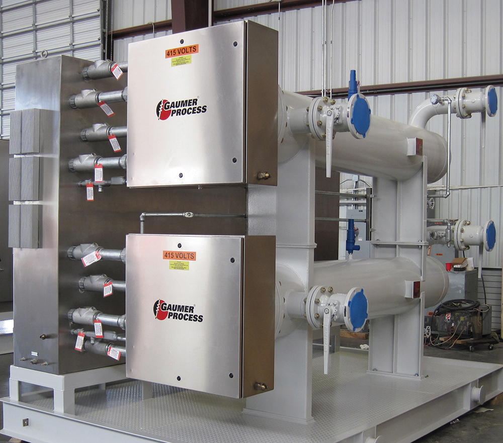 Gaumer Process Circulation Heaters