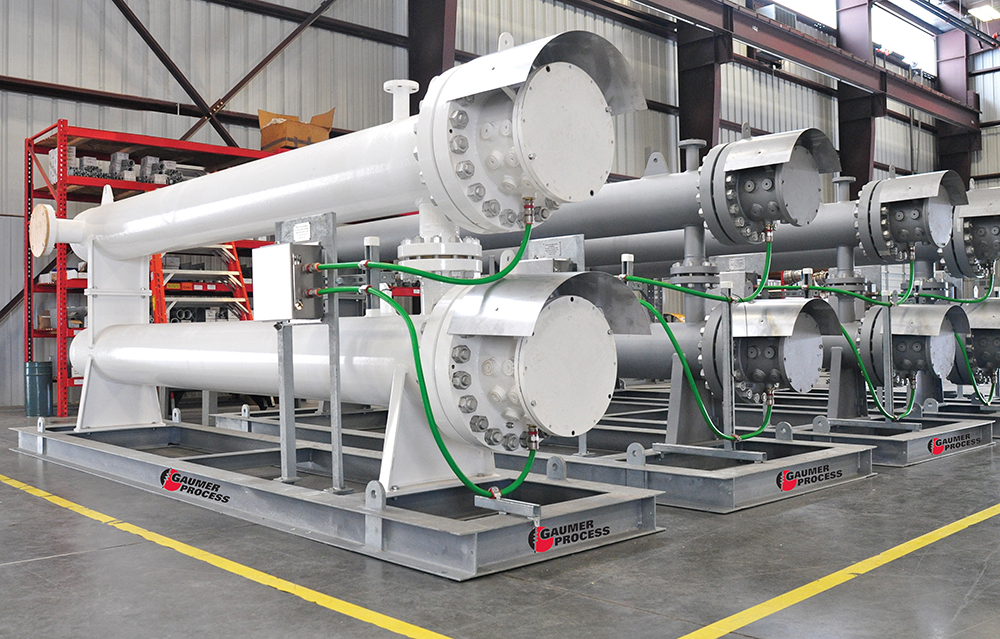 Industrial Circulation Heaters
